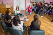 Inez Baranej, gimnazija Isidora Sekulic1