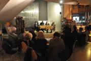 [2013-4-11] Ciklus U susret PROSEFESTU Gordana Draganić Nonin Bez prašine(Dnevnik, Novine i časopisi, 2012) Radio kafe