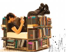 Фото-конкурс: Заузми позу, читај прозу!