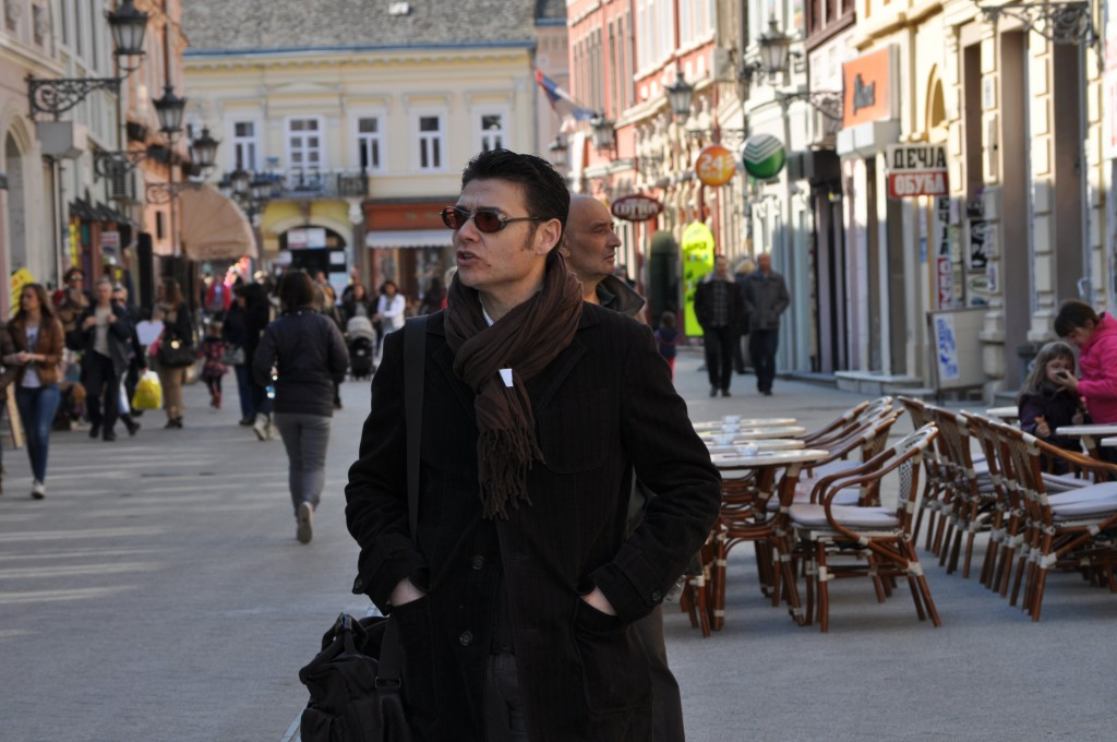 """Марио Лигуори (Италија/Србија): """"Снатрења"""", """"Седам јесењих прича и """"Прва љубав"""""""